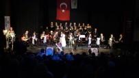 GÜZELYALı - Konak'ın sahnelerinde müzik ziyafeti