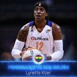 CONNECTICUT - Lynetta Kizer Fenerbahçe'de