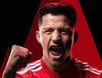 MANCHESTER - Manchester United Alexis Sanchez transferini bitirdi