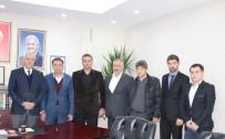REFERANDUM - Mardin'de MHP, AK Parti'yi Ziyaret Etti