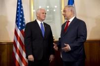 ÜRDÜN - Mike Pence, İsrail Başakanı Netanyahu İle Görüştü