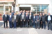 ADNAN BOYNUKARA - Milletvekillerinden Şahan'a Ziyaret