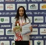 Milli Sporcu İnci, Polonya'dan Madalya İle Döndü