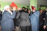 KANAAT ÖNDERLERİ - Muş'ta Kan Davası Barışla Sonuçlandı
