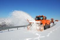KıZıLAĞAÇ - Muş'ta Karla Mücadele Çalışması