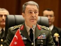 HULUSİ AKAR - Orgeneral Akar'dan Afrin açıklaması