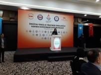 SAĞLıK VE SOSYAL HIZMET ÇALıŞANLARı SENDIKASı - 'Örgütsel Temsil Ve Yönetimin Temelleri İle Kadının Statüsündeki Değişim' Projesi Kapanış Toplantısı