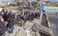 SİNEMA SALONU - Pamukkale Belediyesi'nin 55 Milyonluk Yatırımının Temeli Atıldı