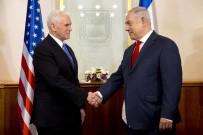 ÜRDÜN - Pence Açıklaması ABD Büyükelçiliği 2019 Yılı Sonuna Kadar Taşınacak