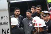 TABUR KOMUTANLIĞI - Şehit Jandarma Uzman Çavuş Durmuş Tek, Son Yolculuğuna Uğurlandı