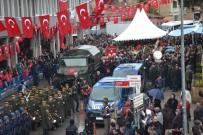 ERSIN YAZıCı - Şehit Kulaoğlu'nun Tabutuna En Sevdiği İki Takımın Atkısı Bırakıldı