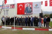 GAZIANTEP EMNIYET MÜDÜRLÜĞÜ - Şehit Polis Yusuf Erin Taziye Evi Törenle Açıldı