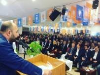 AHMET ERTÜRK - Söke AK Parti 6. Kongresi Yapıldı
