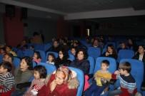 GÖLGE OYUNU - Sökeli Çocuklar Karagöz Ve Hacivat'ı Çok Sevdi