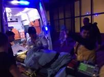 AZEZ - Suriye'de Çatışma Açıklaması 2 Türk, 2 ÖSO Askeri Yaralı