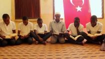 DARÜSSELAM - Tanzanyalı Öğrenciler Zeytin Dalı Harekatı'na Dualarıyla Destek Oldu