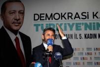 SINIR GÜVENLİĞİ - TBMM Başkanvekili Aydın Açıklaması 'Terörün Sonunu Getirene Kadar Oradayız'