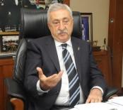 TÜRKIYE ESNAF VE SANATKARLAR KONFEDERASYONU - TESK Başkanı Plandöken'den Zeytin Dalı Operasyonu'na Destek