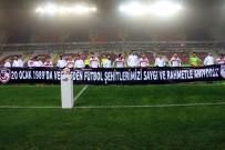 MURAT CEYLAN - TFF 1. Lig Açıklaması Gazişehir Gaziantep Açıklaması 3 - Samsunspor Açıklaması 0