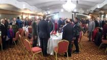 ORHAN FEVZI GÜMRÜKÇÜOĞLU - Trabzon'da Devlet Övünç Madalyası Ve Beratı Töreni