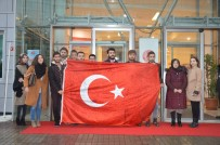 BIRLEŞMIŞ MILLETLER GÜVENLIK KONSEYI - Üniversite Öğrencilerinden Afrin Harekâtı'na Destek