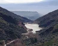 İSABEYLI - Yağışlar İsabeyli Barajı'nı Doldurdu