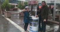 AFRİN - Zeytin Dalı Harekatı İçin Uşak'ta Okuma Kampanyası Başlatıldı