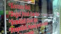 ÇAM SAKıZı - 'Zeytin Dalı Harekatı'na Marmaris'ten Bal Desteği