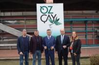 YEŞIL ÇAY - 2,5 yapraklı organik yeşil çay için dünya sıraya girdi!