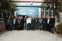 MEHMET KARATAŞ - 32 Yıl Sonra İlk Defa Eskişehir'de Bir Araya Geldiler