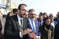 AK PARTİ İL BAŞKANI - AK Parti İl Başkanı Erkan'dan Afrin Açıklaması