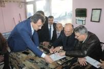ZEKERİYA BİRKAN - AK Parti Milletvekillerinden Yenişehir Çıkarması