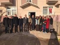 MUSTAFA YEL - AK Partili Yel'den Türkiye'nin Konuştuğu Askerin Ailesine Ziyaret
