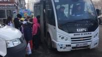 ÜCRETSİZ ULAŞIM - Ardahan Belediyesi'nden Kayak Severlere Ücretsiz Ulaşım Hizmeti