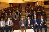 MAKINE MÜHENDISI - Asansör Sektörüne Yönelik Bilgilendirme Toplantısı Yapıldı