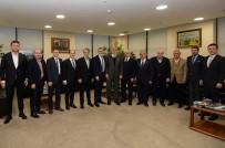 İBRAHIM BURKAY - Balkanlar'la Ticareti Artıracak Yeni Bir Hamle