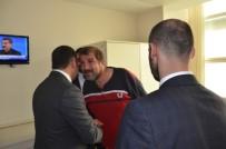 MEHMET KELEŞ - Başkan Avşar'dan Hastalara Moral Ziyareti