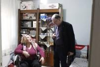 VEZIRHAN - Başkan Duymuş'tan Hasta Ziyareti