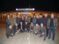ASKERİ OPERASYON - Başkan Gümrükçüoğlu Taşbaşı Yokuşu Esnaflarıyla Bir Araya Geldi