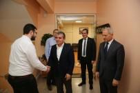 İSLAMIYET - Başkan Yardımcısı Rıdvan Özüm, Kudüs'e Gidiyor