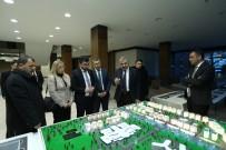 ECZACI ODASI - Bölge Hastanesi Çevresinde Yeni Bir Ticaret Ve Yaşam Alanı Doğuyor