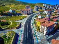 ONARIM ÇALIŞMASI - Büyükşehir 2017 Yılında 667 Km Asfalt Çalışması Yaptı