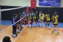 FAIK ARıCAN - Cizre Belediyesi Bayan Voleybol Takımı Başarıdan Başarıya Koşuyor
