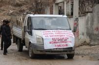 FAIK ARıCAN - Cizre'de 6 Bin 750 Aileye Kömür Yardımı