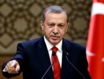 Erdoğan: Terörle mücadelede izin isteyecek değiliz