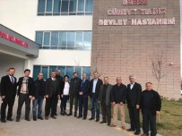 FUTBOL SAHASI - Cüneyt Yıldız Devlet Hastanesi Kadrosu Güçleniyor
