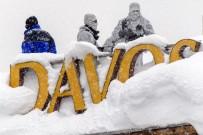 ULUSLARARASI ÇALIŞMA ÖRGÜTÜ - Davos Başladı