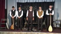 TURGUT DEVECIOĞLU - Denizli'de Cezaevinde Tiyatro Oyunu Sahnelendi
