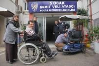 BEDENSEL ENGELLİ - Engellinin Aracı Bulundu, Annesi Gözyaşlarına Boğuldu