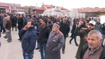 CANLI YAYIN - Erzincan'da Hırdavatçılar Çarşısı'nda Yangın